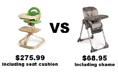 The ...  sc 1 st  Best Parent Ever & Blog Archive » #17: u201cSwedishu201d Highchairs